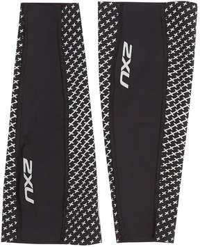2XU Reflective compression calf guards