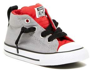 Converse Chuck Taylor Street Mid Sneaker (Toddler & Little Kid)