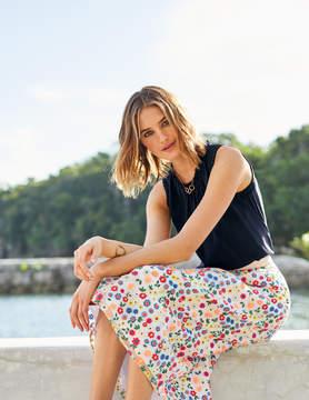 Boden Marjorie Organza Skirt