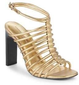 Sigerson Morrison Ilyssa Leather Sandals