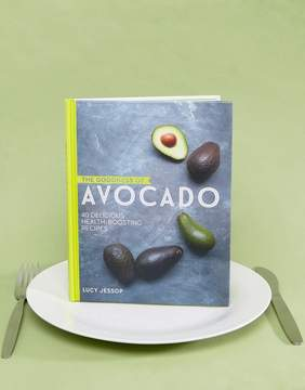 Books Avocado Cook Book