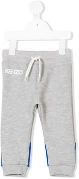 Kenzo colour-block sweatpants
