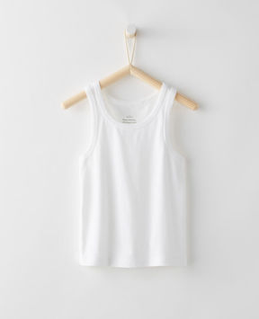 Hanna Andersson Tank Undershirt In Organic Cotton