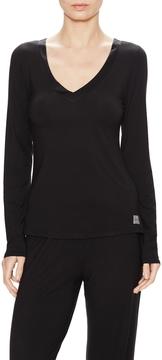 Calvin Klein Underwear Women's Essentials With Satin Top