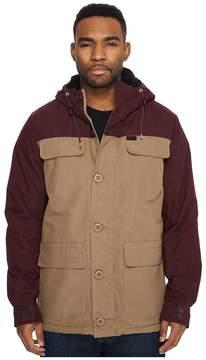 Globe Goodstock Blocked Parka Jacket Men's Coat