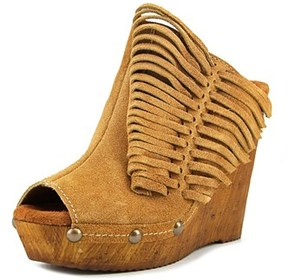 Sbicca Pitch Women Round Toe Synthetic Mules.