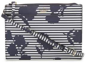 Kate Spade Cameron Street Floral Clarise Cross-Body Bag - RICH NAVY MULTI - STYLE
