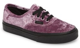 Vans Girl's Authentic Sneaker
