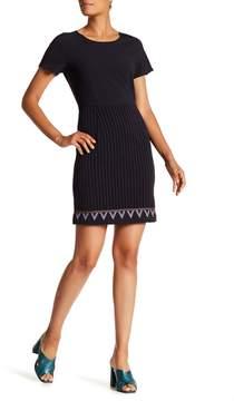 Desigual Sara Pinstripe Dress