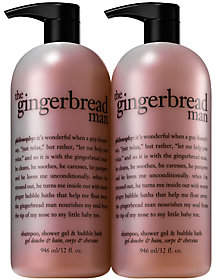 philosophy Super-Size Holiday Shower Gel Duo