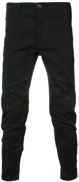 Julius tapered trousers