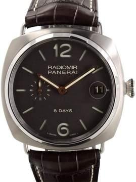 Panerai Radiomir PAM346 Titanium 8 Day Watch