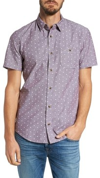 1901 Men's Print Chambray Shirt