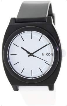 Nixon Men's Time Teller P A119005 Multi Plastic Quartz Fashion Watch