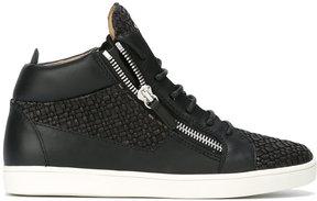Giuseppe Zanotti Design Clay mid-top sneakers