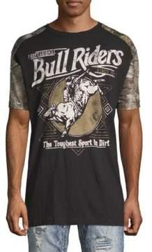 Affliction Bull Riders Cotton Tee