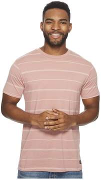 Billabong Die Cut Stripe Short Sleeve Crew Men's Short Sleeve Pullover