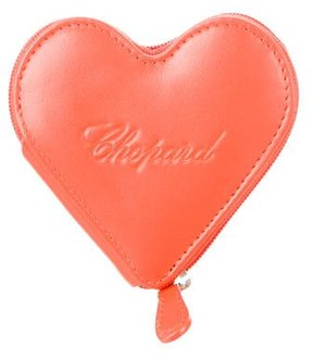 Chopard Leather Heart Coin Pouch