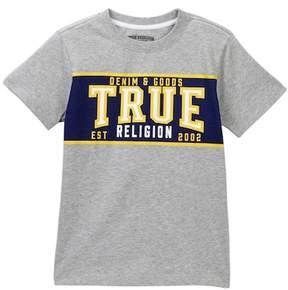 True Religion Branded Tee (Big Boys)