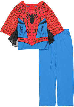 Spiderman Caped Two-Piece Pajama Set - Toddler & Boys