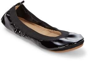 Yosi Samra Women's Samara Solid Leather Ballet Flats