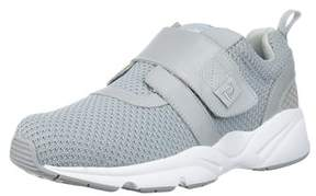 Propet Mens Stability Fabric Low Top Buckle Fashion Sneakers.
