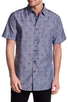 Sovereign Code Paso Short Sleeve Regular Fit Shirt