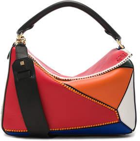 Loewe Puzzle Patchwork Bag