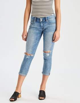 American Eagle Outfitters AE Denim X Artist? Crop Jean