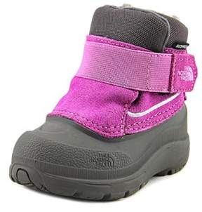The North Face Toddler Alpenglow Toddler Us 6 Gray Snow Boot.