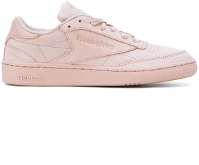 Reebok stitch detailed sneakers