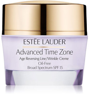 Estée Lauder Advanced Time Zone Age Reversing Line/Wrinkle Creme Oil-Free Broad Spectrum SPF 15, 1.7 oz.