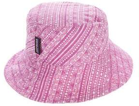 Patagonia Girls' Abstract Print Sun Hat