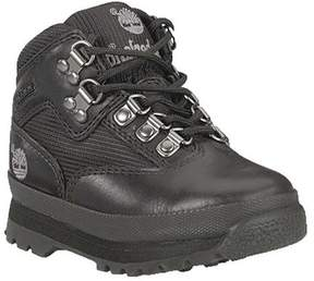 Timberland Boys' Euro Hiker Leather and Fabric