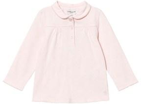 Cyrillus Pale Pink Long Sleeve Top