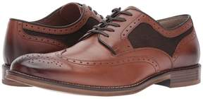 Johnston & Murphy Grayson Linen Wingtip Men's Shoes