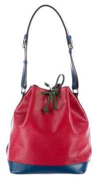 Louis Vuitton Tricolor Epi Noé - RED - STYLE