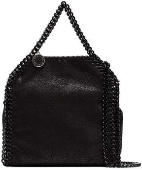 Stella McCartney black falabella mini shoulder bag