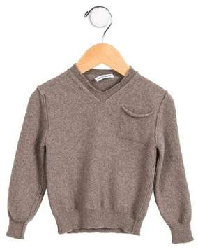 Dolce & Gabbana Boys' V-Neck Sweater