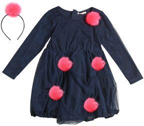 Billieblush Stretch Tulle Dress