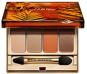 Clarins Sunkissed Limited-Edition 4-Colour Eyeshadow Palette