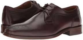 Johnston & Murphy Boydstun Plain Toe Medallion Men's Plain Toe Shoes