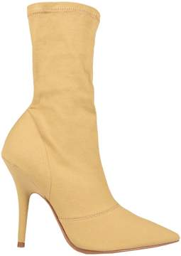 Yeezy Pull-on Ankle Boots