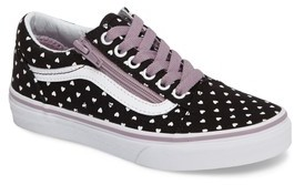 Vans Girl's Old Skool Zip Sneaker
