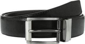 Steve Madden Men's Dress Casual Reversible Belt Black-Brown