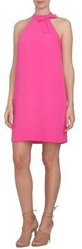 CeCe Women's Crepe Shift Dress