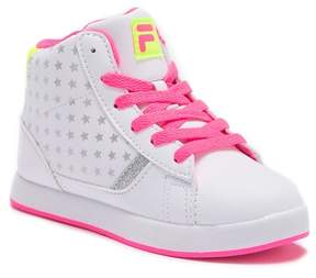 Fila USA Dyana High-Top Athletic Shoe (Little Kid)