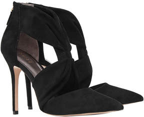 Reiss Donatella Suede Pump
