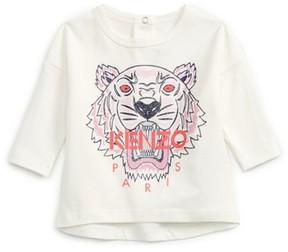 Kenzo Infant Girl's Tiger Tee