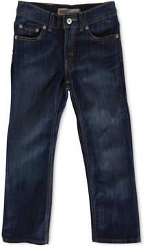 Levi's 514 Straight Fit Jeans. Little Boys (4-7)
